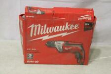 Milwaukee 3/8in. Keyless Corded Drill 0240-20
