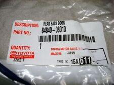 Genuine Toyota Sienna Tail Gate Release Button Switch Genuine OEM 84840-08010