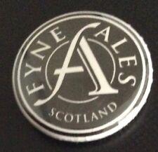 Fyne Ales brewery Scotland pin badge, new