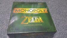 Nintendo- The Legend of Zelda- Collectors Edition Monopoly- GS Exclusive ED