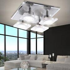 LED 22 Watt Decken Strahler dimmbar Ess Zimmer Spot Leuchte drehbar Lampe 4-flg