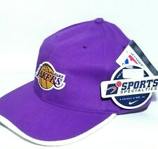 VTG Sports Specialties Los Angeles LAKERS Hat NBA Sixth Man NWT NOS Deadstock