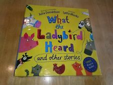 What The Ladybird Heard And Other Stories By Julia Donaldson  3 Books sealed