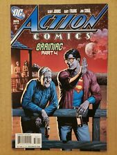 Action Comics #869 Soda bottle variant DC 2008 NM-