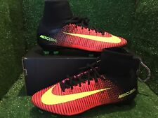 BN NIKE MERCURIAL VAPOR SUPERFLY IV FG UK 9,5 US 10,5 ACC LIQUID CHROME FOOTBALL