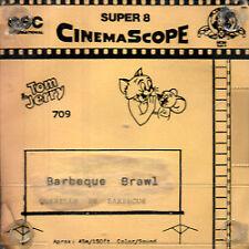 "Film Super 8: Tom et Jerry ""Querelle de Barbecue"""