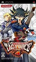 Konami Yu-Gi-Oh! 5D's Tag Force 4 Japan Import