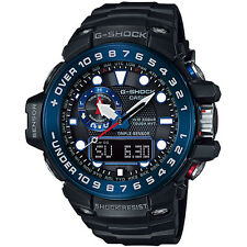 Casio G-Shock GWN-1000B-1B GWN-1000B 1/100-Second Stopwatch Watch Brand New