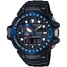 Casio G-Shock GWN-1000B-1B GWN-1000B 1/100-Second Stopwatch Watch Brand New