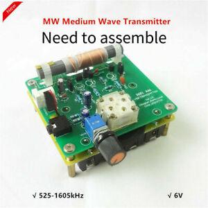 AMT-MW207 525-1605kHz MW Medium Wave Transmitter AM Radio Transmitter