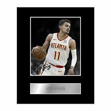 Atlanta Hawks Trae Young 2018 Panini Prizm #78 sports professionnels rédigé 10 Gem Comme neuf ROOKIE CARTE RC