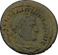 CONSTANTINE I the GREAT 316AD Ancient Roman Coin Sol Sun God Cult  i45974