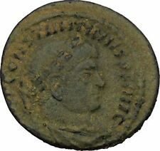 CONSTANTINE I the GREAT 316AD Ancient Roman Coin Sol Sun God Cult  i45974