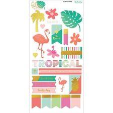 My Minds Eye Palm Beach Stickers - 228955
