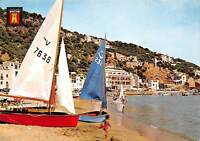 Spain Estartit (Costa Brava) Partial View Boats Bateaux