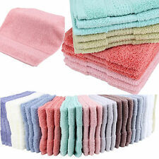 34 x34cm 100% Cotton Infant Baby Face Towels Hand Towel SuperSoft Towels Small