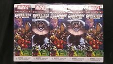 Marvel Heroclix Guardians Of The Galaxy Sealed Brick 10 Boosters Brand New