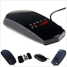 Detection Voice 360° Band Alert Car Anti GPS Radar Laser Speed Camera Detector