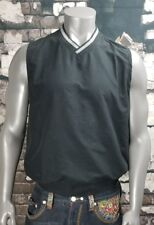Nike Golf Men's Medium Sleeveless Pullover Vest Sleeveless Windbreaker RN 56323