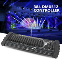 384 DMX512 Stage Light Lighting Console Controller for Party DJ Disco Show USA