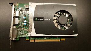 NVIDIA Quadro 2000 V1 (1024 MB) Grafikkarte