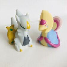 Arceus & Cresselia Pokemon Nintendo Bandai Toy Figures 2 Bundle d