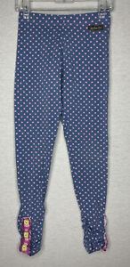 Girls Matilda Jane Make Believe By Design Polka Dot Leggings Size 8