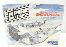 MPC Star Wars The Empire Strikes Back Luke Skywalker's Snowspeeder