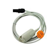 Novametrix Reusable Adult Oximeter Finger Sensor Clip SpO2 Sensor, f 505/510/511