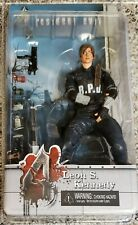 "NECA RESIDENT EVIL 4, LEON S KENNEDY, 7"" R.P.D. UNIFORM FIGURE (NEW & VERY RARE)"