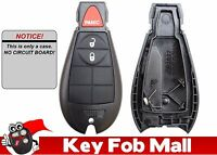 NEW Keyless Entry Key Fob Remote 3 BUTTON CASE ONLY For a 2012 Dodge Challenger