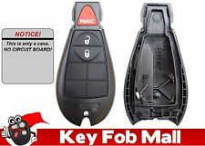NEW Keyless Entry Key Fob Remote 3 BUTTON CASE ONLY For a 2010 Dodge Ram 1500