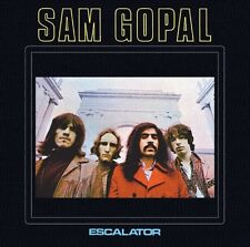 Escalator - Sam Gopal (2010, CD NIEUW)