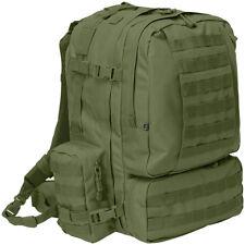 Brandit Us Army Cooper 3 Dagen Pack 50L Militaire Aanval Combat Backpack Olive