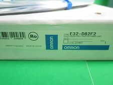 OMRON -- E32-D82F2 -- Fiber Optic Sensors LEVEL DECTION FIBER 350MM (New)