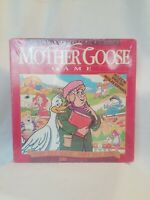 Vintage Storybook Classic Game The Mother Goose Game 1993