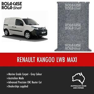 Renault Kangoo LWB Maxi Genuine Van Cargo Flooring Marine Grade Carpet Computer