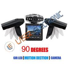 "MINI DVR CAR HD H198 SCHERMO LCD 2,5"" MOTION DETECTION + SD CARD 16GB"