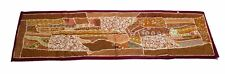 Indian Traditional Hand Made Home Décor Patch Work Big Size Panel. i17-392