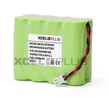 Visonic PowerMax+ Alarm Battery Pack 7.2V / 9.6V NiMH Control Panel Plus 09912L
