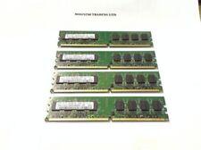 Memoria RAM Samsung per prodotti informatici da 4GB da 4 moduli