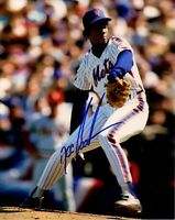 Doc Gooden Autographed Signed 8x10 Photo ( Mets ) REPRINT