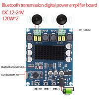 TPA3116D2 120Wx2 Wireless Bluetooth 4.0 Audio Receiver Digital Amplifier Board