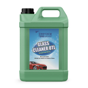 Jennychem 5L Alcohol Glass Cleaner - Streak Free Glass Cleaner - Fast Delivery