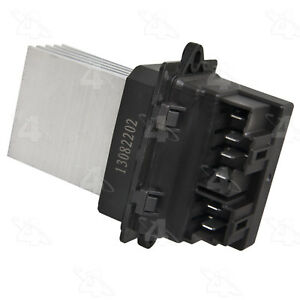 Blower Motor Resistor   Four Seasons   20374