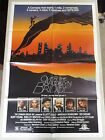 Vintage 1 sheet 27x41 Movie Poster Over the brooklyn Bridge 1984 Burt Young