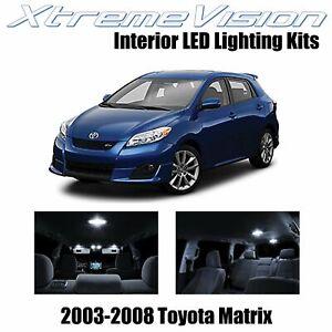 XtremeVision Interior LED for Toyota Matrix 2003-2008 (6 PCS) Pure White