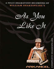 William Shakespeare's - As You Like It (audio cassette)