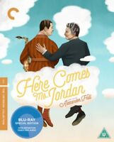 Here Viene Fornito Mr Jordan - Criterion Collection Blu-Ray Nuovo (CC2637BDUK)
