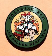 AMC WALTER WHITE BREAKING BAD CHALLENGE COIN LOS POLLOS HERMANOS FREE SHIP 2014